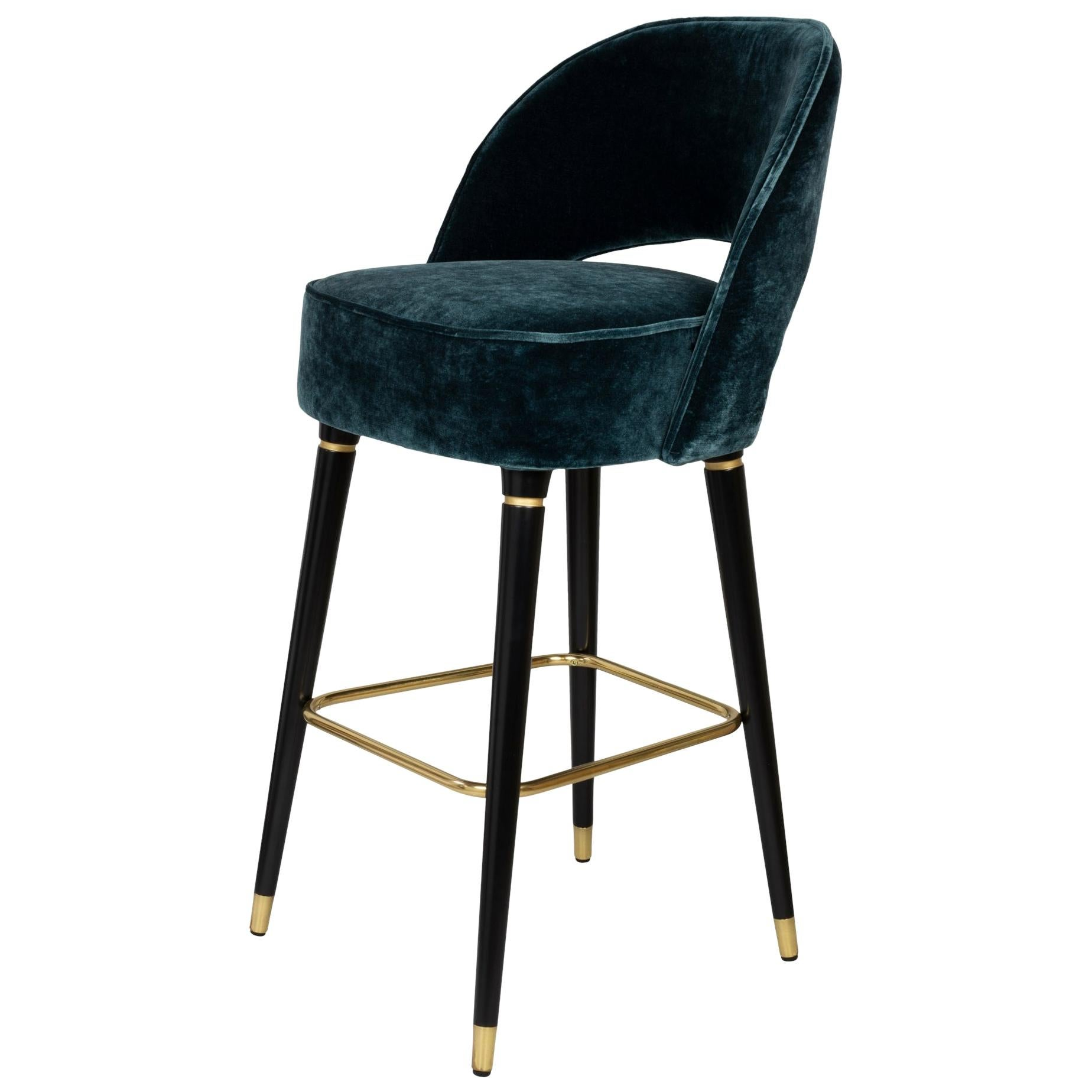 Mich Bar or Counter Stool
