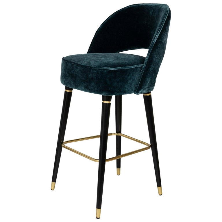 Mich Bar or Counter Stool For Sale