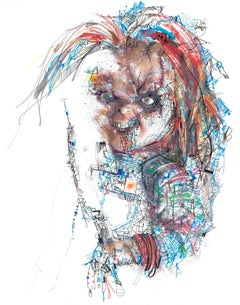 American Contemporary Art by Michael Alan - Child's Play