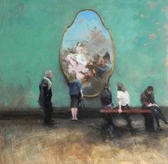 Art Appreciation, Baroque - Interior Oil Painting Contemporary Art 21st Century
