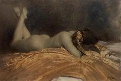 Original Nude Painting  I
