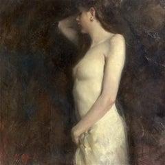 Original Nude Painting  IV