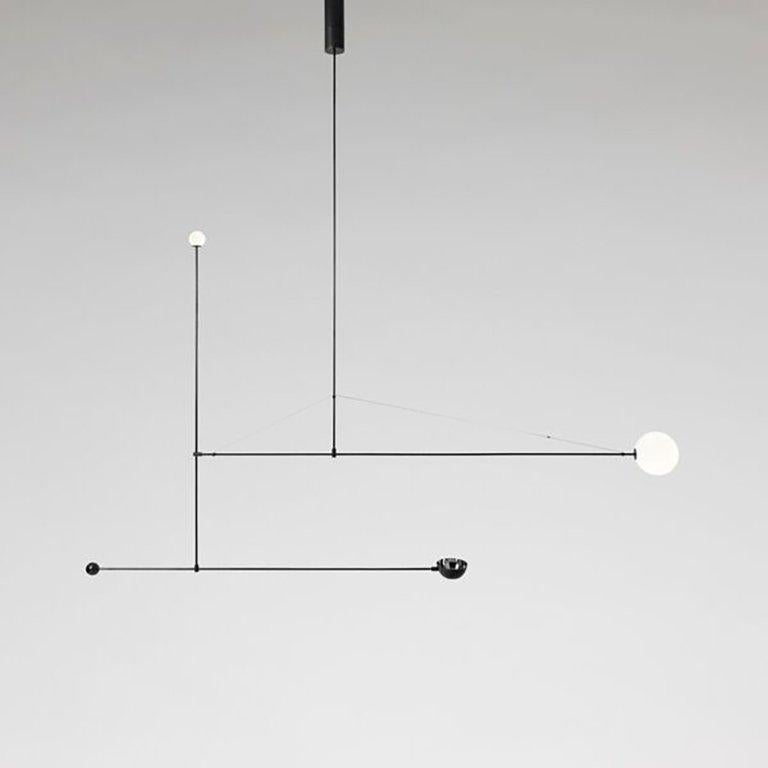 British Michael Anastassiades, Mobile Chandelier 1, London, 2008 For Sale