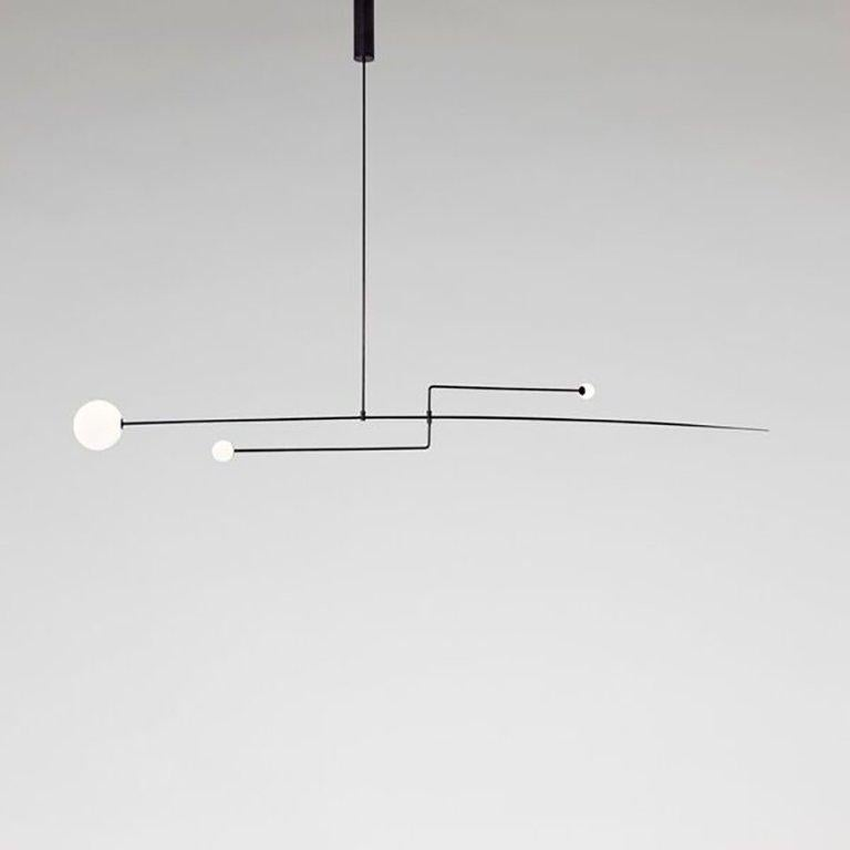 British Michael Anastassiades, Mobile Chandelier 3, London, 2008 For Sale
