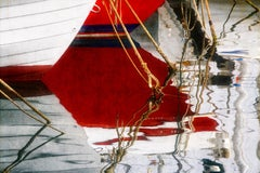 Boat 1 -Signed limited edition pigment print by Michael Banks, Color Photography