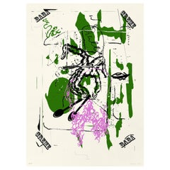 Michael Bauer Baba Creme Limited Edition Print