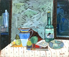 Still Life on Table Top