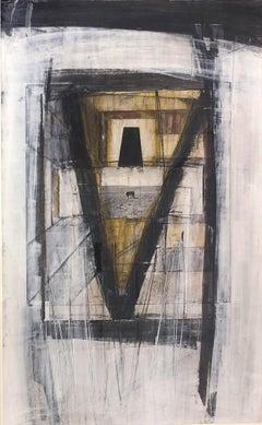 Michael Berman. Drawing Spring, 1989