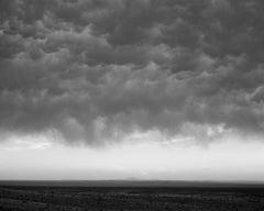 Michael Berman. Storm. Chinati Grasslands. Marfa, TX, 2009 (08s.054)