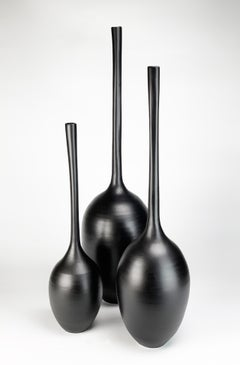 Gourd Vessels: Trio