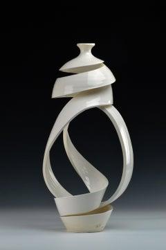 Spatial Spiral: Ribbon II