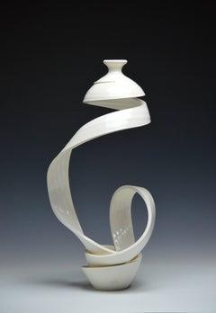 Spatial Spiral: Ribbon XIX