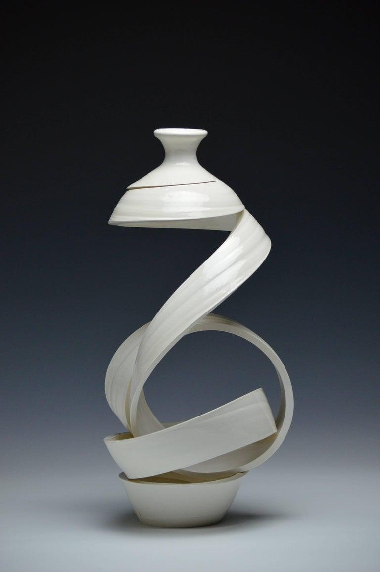 Spatial Spiral: Ribbon XVII