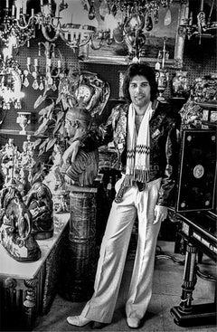 Freddie Mercury, NYC, 1977