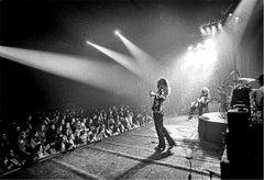 Led Zeppelin Detroit with Lights
