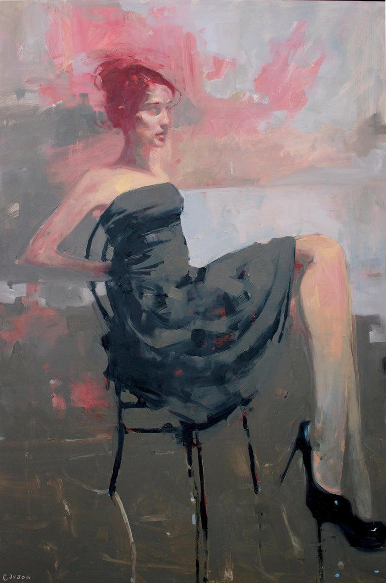 """Cyclical"" - Painting by Michael Carson"