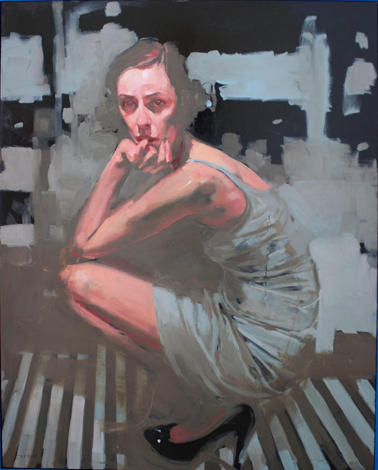 """""""Resurface"""" - Painting by Michael Carson"""