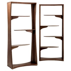 "Michael Coffey, ""Jacob's Ladder,"" Modular Bookcase, United States, 1973"