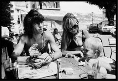 Keith Richards & Anita Pallenberg, 1971