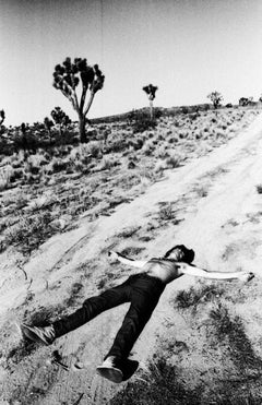 Keith Richards Joshua Tree