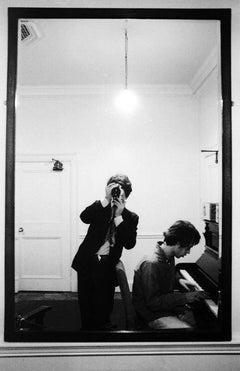 Michael Cooper & Mick Jagger