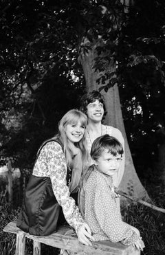Mick Jagger & Marianne Faithful