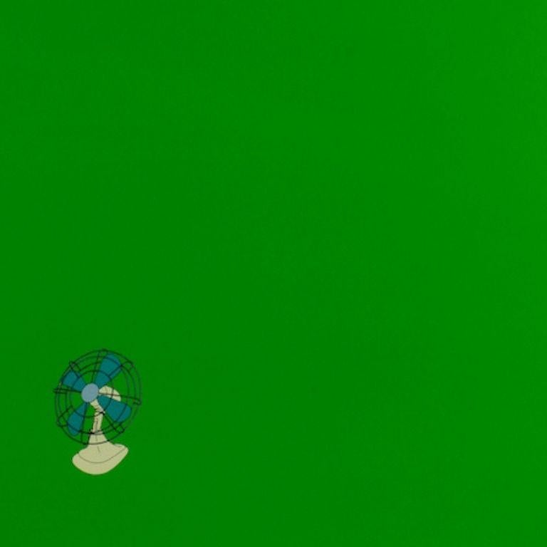 Book -- Screen Print, Still Life, Umbrella, Fan by Michael Craig-Martin For Sale 2
