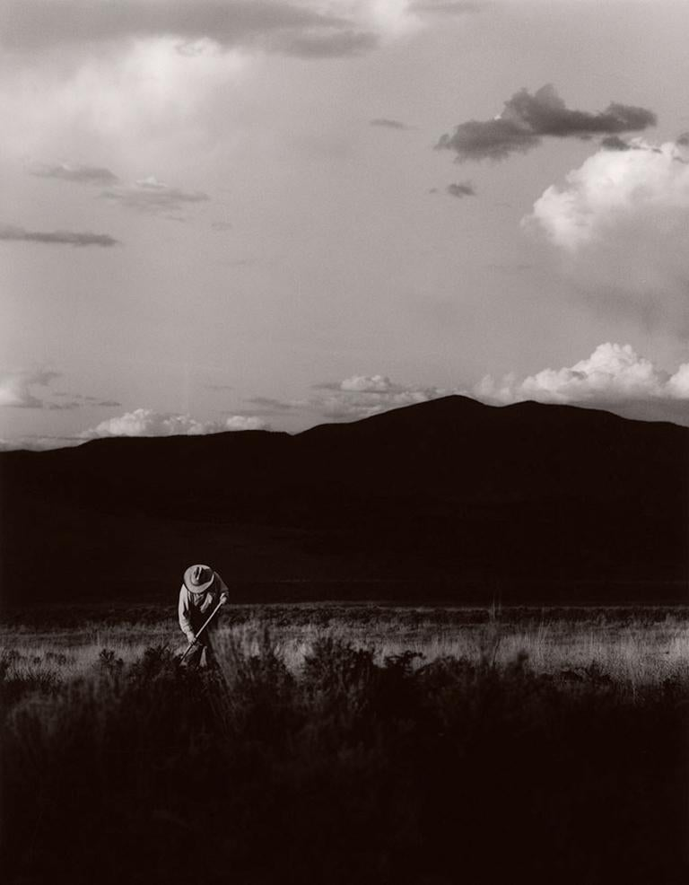 Michael Crouser Hammer Irrigating Photograph For Sale