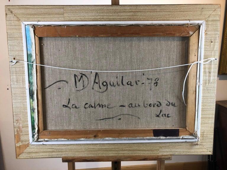 La Calme Au Bord Du Lac For Sale 4