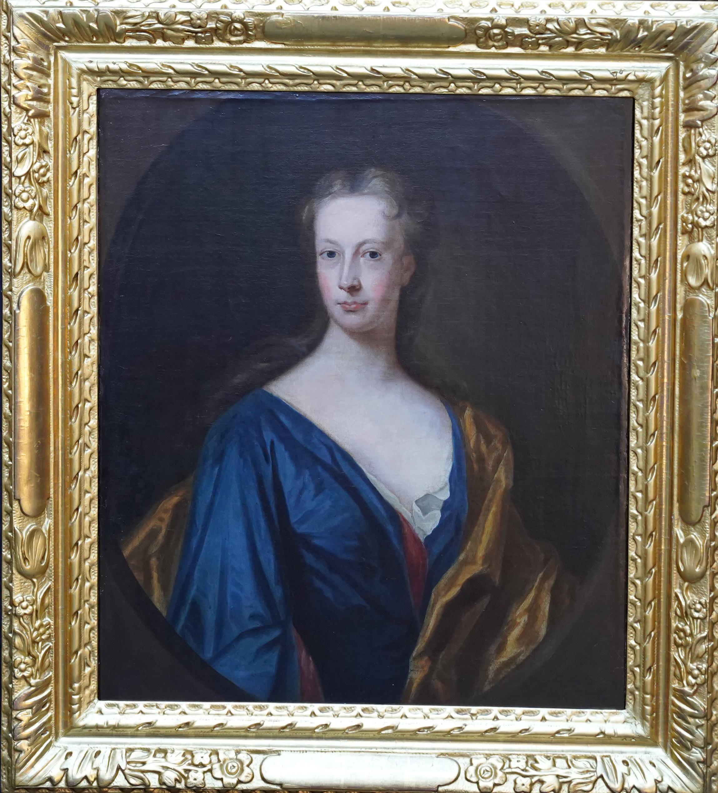 Portrait of Rachel Missing, Edinburgh - British Old Master art oil painting