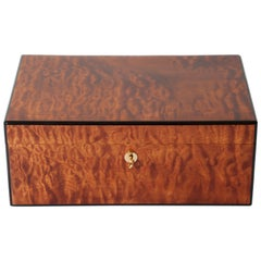 Michael Dixon Custom Humidor Cigar Case
