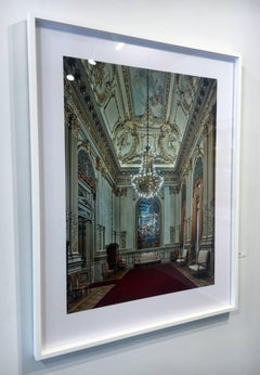 """Teatro Salon 2"", Buenos Aires Series, Limited Edition Photography, Framed"