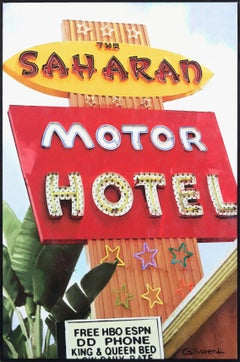 Welcome To The Saharan Motel