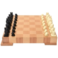 Michael Graves Postmodern Chess and Checkers Set