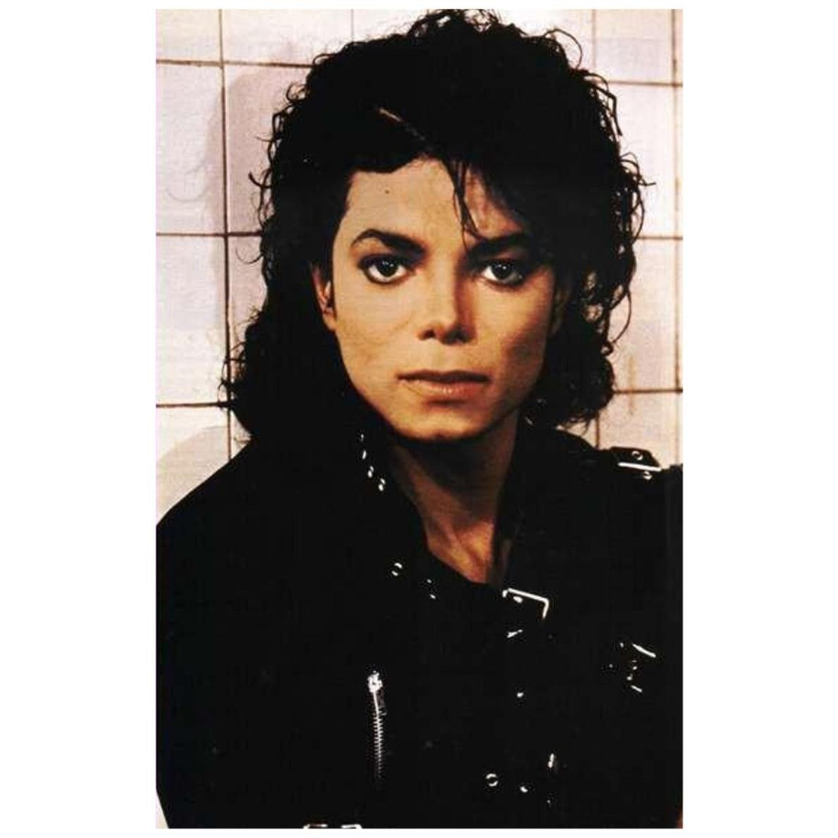 Michael Jackson Authentic Strand of Hair