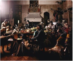 Rolling Stones Beggars Banquet, Keith Orange