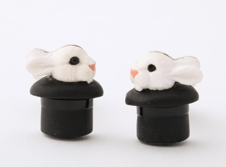 Women's or Men's Michael Kanners Rabbit Out of the Hat Dress Set For Sale
