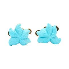 Michael Kanners Turquoise Starfish Cufflinks