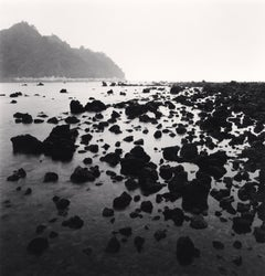 Black Beach Rocks, Supseom, Jeju Island, South Korea