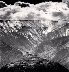 Gathering Clouds, Casoli, Abruzzo, Italy, 2016 - Landscape Photography