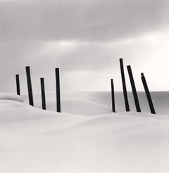 Michael Kenna is a master of contemporary photography. Known for clean compositi