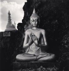 Mountaintop Buddha, Pindaya, Myanmar
