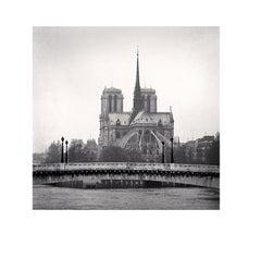 Notre Dame, Study 4, Paris, France