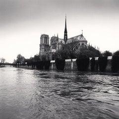 Notre Dame, Study 5, Paris, France