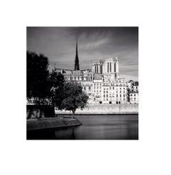 Notre Dame, Study 9, Paris, France