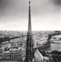 Spire, Notre Dame, Paris, France