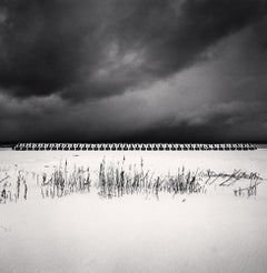 Threatening Clouds, Tokimaru Beach, Hokkaido, Japan
