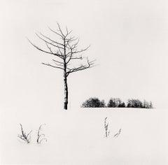White Landscape, Abashiri, Hokkaido, Japan