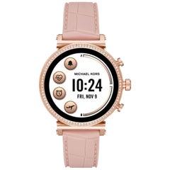 Michael Kors Access Sofie Steel Rose Gold-Tone Ladies Smartwatch MKT5068