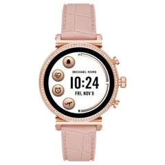 Michael Kors Access Sofie Steel Rose Gold-Tone Ladies Smartwatch MKT5068